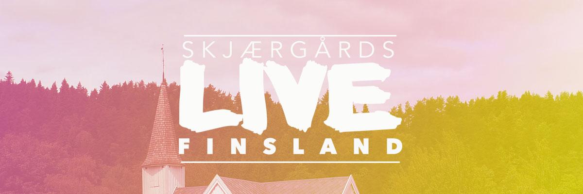 Skjærgårds LIVE Finsland