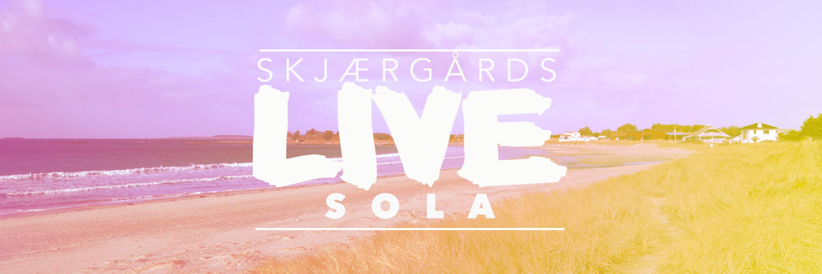 Skjærgårds LIVE Sola