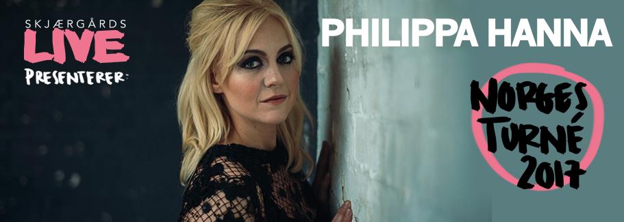 Philippa Hanna på turné!