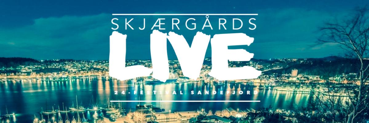 Skjærgårds LIVE 24-festival Sandefjord