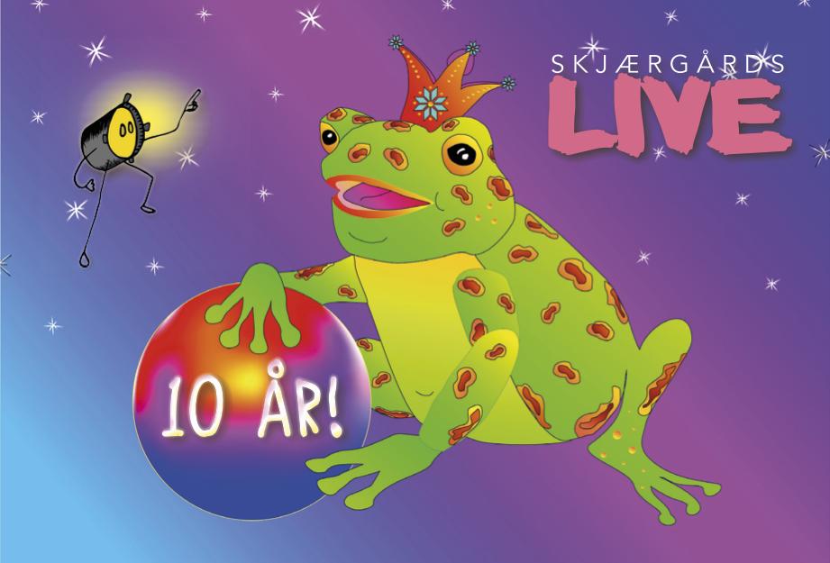 Skjærgårds LIVE 10 år!