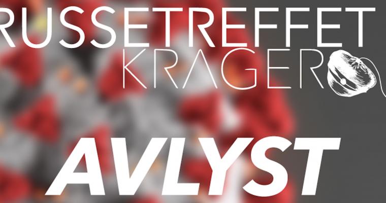 Russetreffet i Kragerø 2020 er avlyst