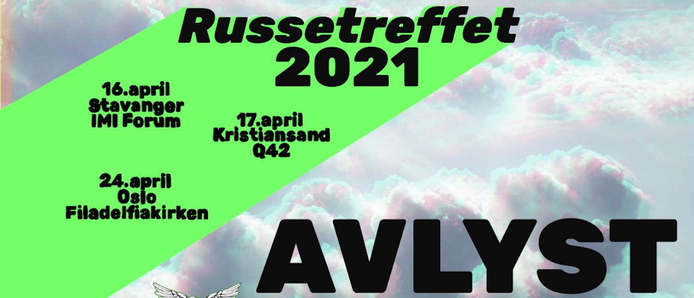 Russetreffet 2021 – AVLYST